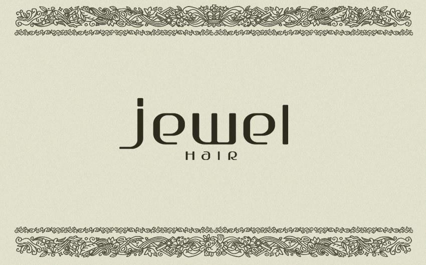 jewel-hair